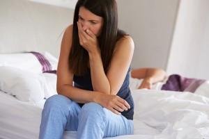 параовариальная киста яичника - симптомы осложнений