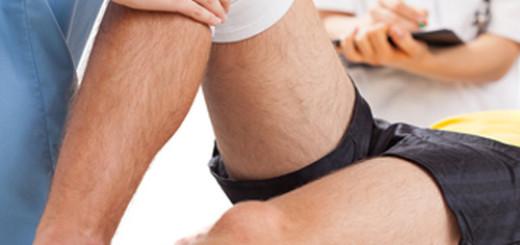 ечение коленного сустава при кисте Бейкера - физиотерапия