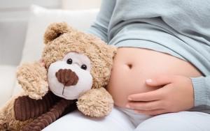 желтое тело во время беременности