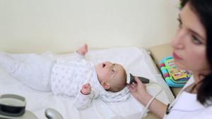 ультразвук для диагностики кисты головы у новорожденного