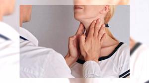 Коллоидная киста в щитовидной железе